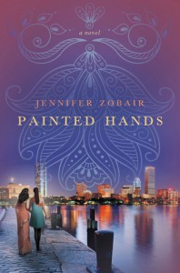 Painted Hands: A Novel - Jennifer Zobair
