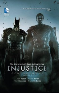 Injustice: Gods Among Us Vol. 2 - Tom Taylor