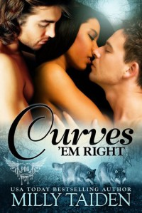 Curves 'em Right - Milly Taiden