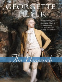 The Nonesuch - Georgette Heyer