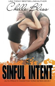 Sinful Intent (ALFA PI) (Volume 1) - Chelle Bliss