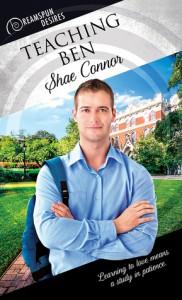 Teaching Ben (Dreamspun Desires Book 52) - Shae Connor
