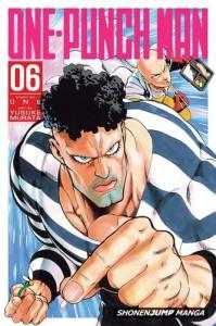 One-Punch Man, Vol. 6 - ONE, Yusuke Murata