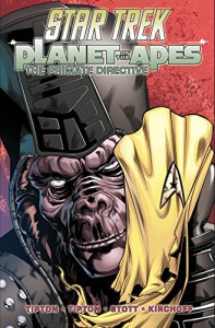 Star Trek/Planet of the Apes: The Primate Directive - Rachael Stott, David Tipton, Scott Tipton