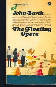 The Floating Opera - John Barth
