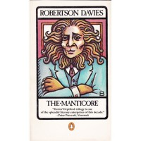 The Manticore (Deptford Trilogy #2) - Robertson Davies