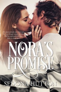 Nora's Promise (Racing Hearts of Serenity #1) - Sedona Hutton