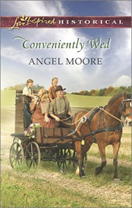Conveniently Wed (Love Inspired Historical) - Angel Moore