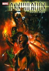 Annihilation: Book One (Trade Paperback) - Keith Giffen, Dan Abnett, Andy Lanning, Mitch Breitweiser
