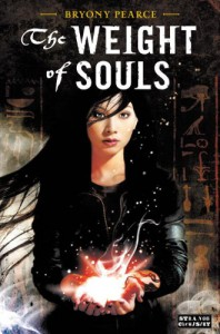 The Weight of Souls - Bryony Pearce