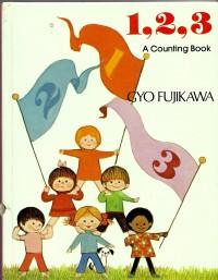 123 Counting Book - Gyo Fujikawa