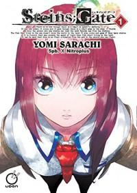 Steins;Gate Volume 1 (Steins Gate Gn) - 5pb, Nitroplus, Yomi Sarachi, Caleb D. Cook
