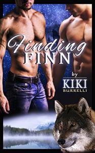 Finding Finn: Wolf Shifter Mpreg Romance (Wolf's Mate Book 1) - Kiki Burrelli
