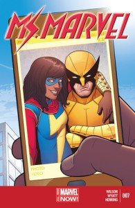 Ms. Marvel, #7: Healing Factor, Part II - Jacob Wyatt, G. Willow Wilson