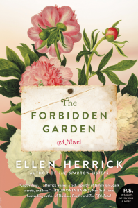 The Forbidden Garden: A Novel - Ellen Herrick