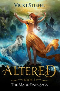 Altered (The Made Ones Saga #1) - Vicki Stiefel