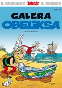 Galera Obeliksa - Albert Uderzo