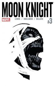 Moon Knight (2016-) #3 - Greg Smallwood, Jeff Lemire