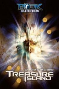 Booksurfers: Treasure Island - David Gatward