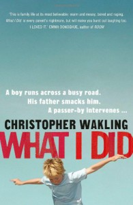 What I Did - Christopher George