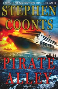 Pirate Alley: A Novel (Grafton and Carmellini) - Stephen Coonts