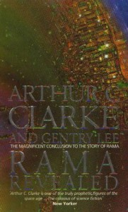 Rama Revealed - Arthur C. Clarke, Gentry Lee