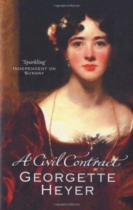 A Civil Contract - Georgette Heyer