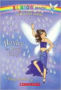 Hayley The Rain Fairy - Daisy Meadows, Georgie Ripper