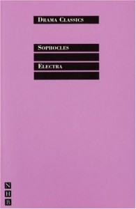 Electra - Sophocles, J. Michael Walton, Marianne  MacDonald