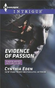 Evidence of Passion - Cynthia Eden