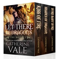 SHIFTER: Let There Be Dragons (Paranormal BBW Dragon Shifter Romance Box Set) - Catherine Vale