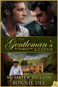 The Gentleman's Keeper - Bonnie Dee,  Summer Devon