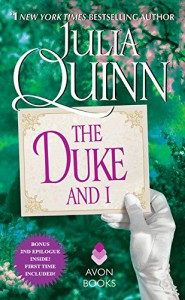 The Duke and I (Bridgertons) - Julia Quinn