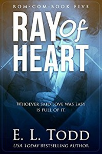 Ray of Heart (Ray #5) (Volume 5) - E.L. Todd