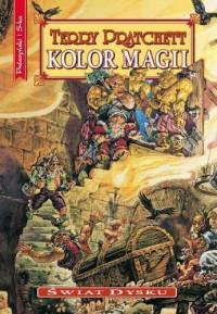 Kolor magii - Pratchett Terry
