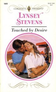 Touched By Desire (Harlequin Presents) - Lynsey Stevens