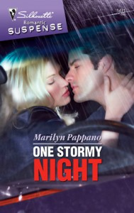 One Stormy Night (Silhouette Intimate Moments) - Marilyn Pappano
