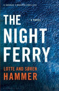 The Night Ferry  - Lotte Hammer