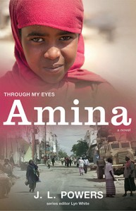 Amina: Through My Eyes - Lyn White, J.L. Powers