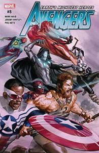 Avengers (2016-) #8 - Alex Ross, Phil Noto, Mark Waid