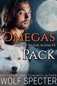 Omega's Pack - Wolf Specter, Rosa Swann