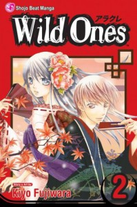 Wild Ones, Vol. 2 - Kiyo Fujiwara