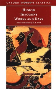 Theogony and Works and Days - M.L. West, Hesiod