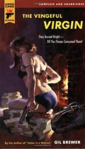 The Vengeful Virgin - Gil Brewer