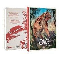 Love Volume 1: The Tiger - Frederic Brremaud, Federico Bertolucci