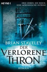 Der verlorene Thron - Brian Staveley