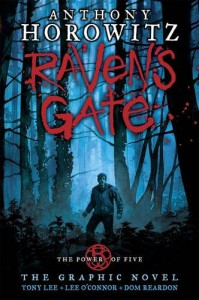 Raven's Gate - the Graphic Novel (The Power of Five) - Anthony Horowitz, Tony S. Lee, Dom Reardon