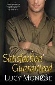 Satisfaction Guaranteed (Mercenary/Goddard Project, #6) - Lucy Monroe