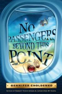 No Passengers Beyond This Point - Gennifer Choldenko