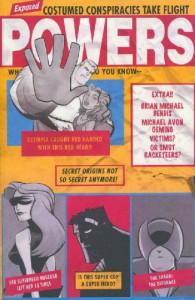 Powers, Vol. 3: Little Deaths - Brian Michael Bendis, Michael Avon Oeming